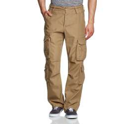 Брюки Airborne Vintage Trousers Beige | Surplus