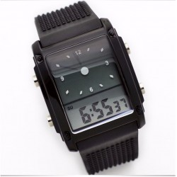 Часы милитари W-Watch Black | SKMEI