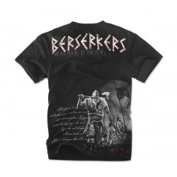 Футболка Berserkers Черная TS99 | Dobermans Aggressive
