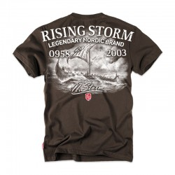 Футболка RISING STORM Brown TS162 | Dobermans Aggressive