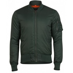 Куртка Basic Bomber Jacket Olive | Surplus