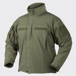 Куртка Soft Shell Level 5 Olive Green | Helikon-Tex