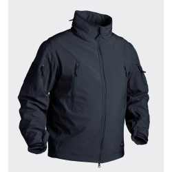 Куртка Softshell Gunfighter Navy Blue | Helikon-Tex
