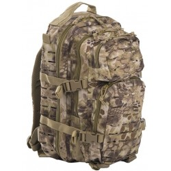 Рюкзак Тактический Assault Laser Cut 25L Mandra Tan | Mil-Tec