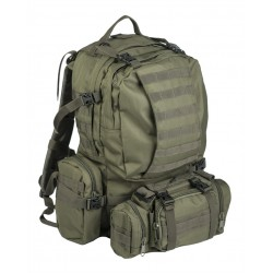 Рюкзак тактический Defense Pack Assembly 40L Olive | Mil-Tec