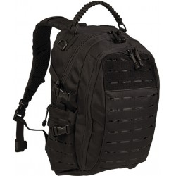 Рюкзак тактический Mission Pack Laser Cut 25L Black | Mil-Tec