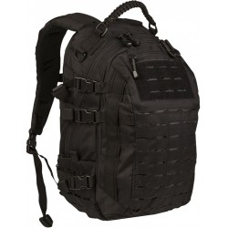 Рюкзак Тактический Mission Pack Laser Cut 40L Black | Mil-Tec