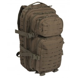 Рюкзак Тактический Assault Laser Cut Assault 25L Olive | Mil-Tec