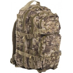 Рюкзак тактический Assault Laser Cut 40L Mandra Tan | Mil-Tec