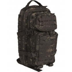 Рюкзак Тактический Assault Laser Cut Assault 25L Black Multit | Mil-Tec