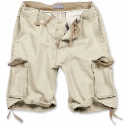 Шорты VIintage Shorts Washed Beige Washed| Surplus