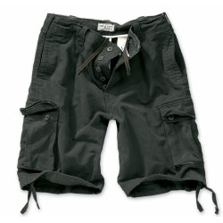 Шорты VIintage Shorts Washed Black| Surplus