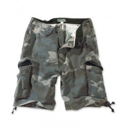 Шорты VIintage Shorts Washed NightCamo| Surplus