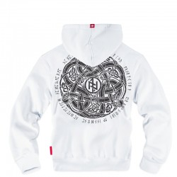 Худи Celtic III White BK139 | Dobermans Aggressive