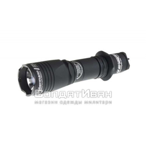 Фонарь Dobermann XP-L Warm Black | Armytek фото 1