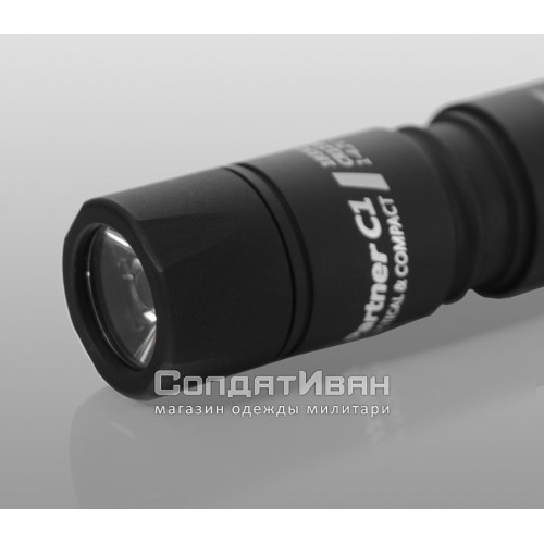 Фонарь Partner C1 Silver v3 XP-L WHITE LIGHT | Armytek фото 2