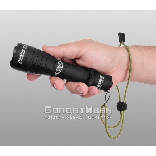 Фонарь Predator PRO cree XP-L Warm Light | Armytek фото 9