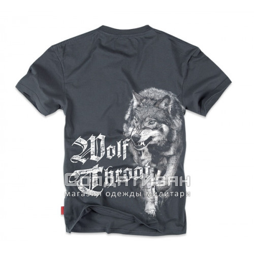 Футболка Wolf Throat Steel TS116 | Dobermans Aggressive фото 1