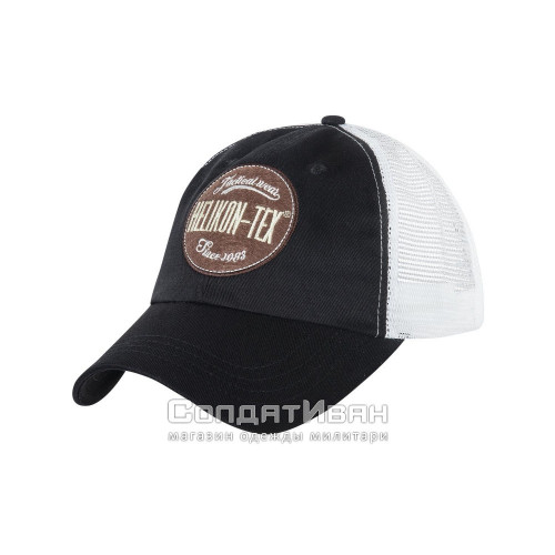 Кепка TRUCKER Logo Black / White | Helikon-Tex фото 1