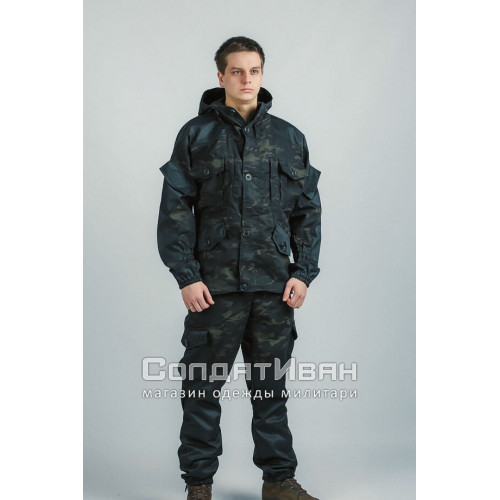 Костюм Горка 5 RS Black Multicam | Grizzly фото 1