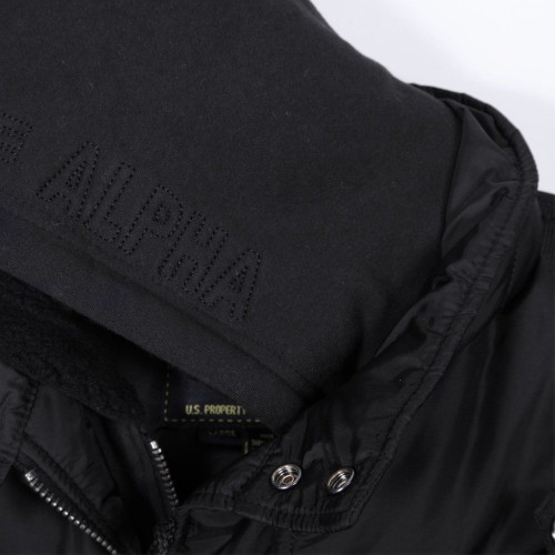 Куртка Alpha Industries Cobbs II Black фото 4