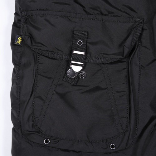 Куртка Alpha Industries Cobbs II Black фото 6