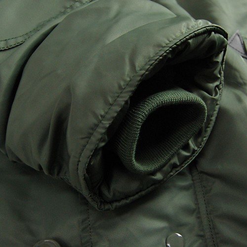 Куртка Alpha Industries N-3B Parka Sage Green фото 5