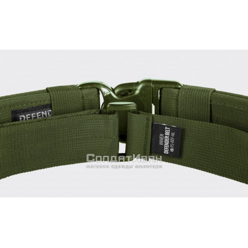 Ремень Defender Olive Green | Helikon- Tex фото 3