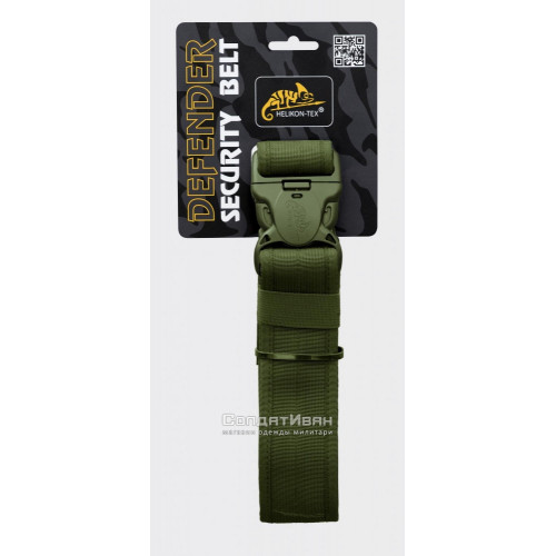 Ремень Defender Olive Green | Helikon- Tex фото 4