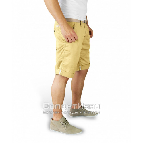 Шорты Chino Shorts Beige | Surplus фото 3
