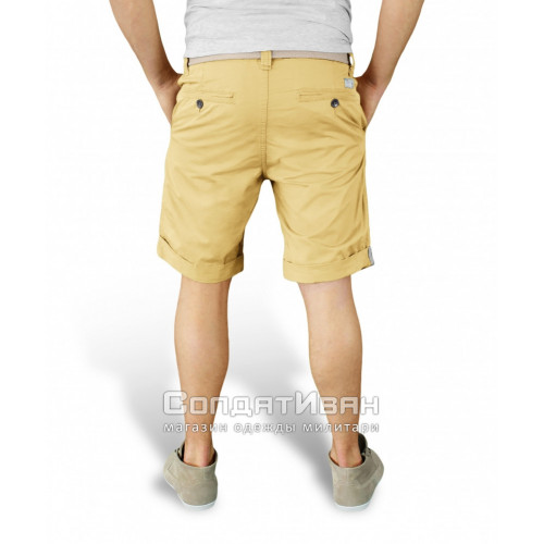 Шорты Chino Shorts Beige | Surplus фото 4