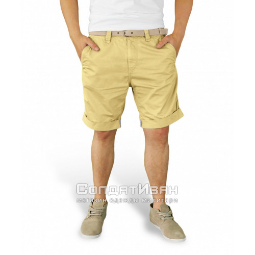 Шорты Chino Shorts Beige | Surplus фото 5