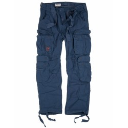 Брюки Airborne Vintage Trousers Navy | Surplus