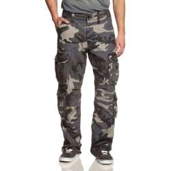 Брюки Airborne Vintage Trousers Night Camo | Surplus
