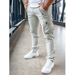 Брюки Royal traveler slimmy Royal White | Surplus