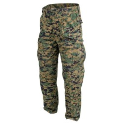 Брюки USMC PT Digital Woodland | Helikon-Tex