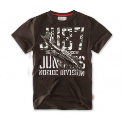 Футболка Nordic Division Brown TS73 | Dobermans Aggressive