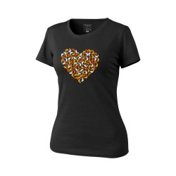 Футболка Chameleon Heart Women's Black | Helikon-Tex