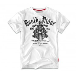 Футболка Death Rider TS57 White | Dobermans Aggressive