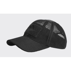 Кепка Baseball Mesh Black | Helikon- Tex