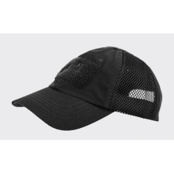 Кепка Baseball Vent Black | Helikon- Tex