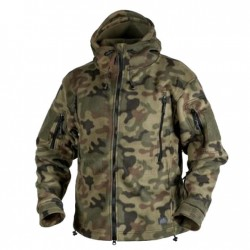 Кофта флисовая Patriot PL Woodland | Helikon-Tex