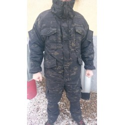 Костюм Горка 5 зимний ( - 20 ) Multicam Black | Grizzly