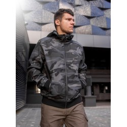 Куртка Ashore softshell 30102 Dark camo | Vintage Industries