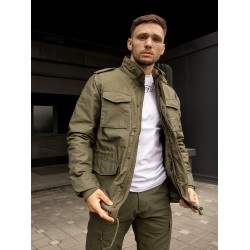 Куртка Capper parka 2204 Olive | Vintage Industries