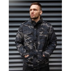 Куртка Ground 2203 Dark Camo | Vintage Industries