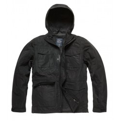 Куртка Levin jacket 30103 Black | Vintage Industries