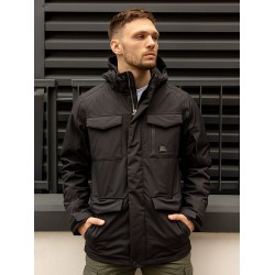 Куртка Marc parka 30106 Black | Vintage Industries