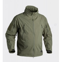 Куртка ветровка Trooper Soft Shell Olive Green | Helikon-Tex