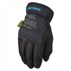 Перчатки зимние FastFit Insulated MFF Black | Mechanix